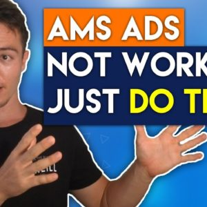 AMS Ads Not Working? Here's How to Fix Them - Kindle Publishing Tips