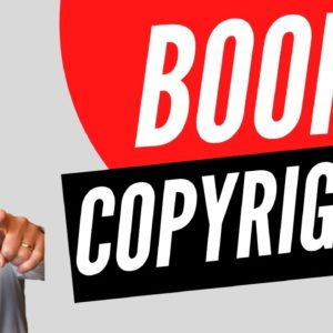 Are self published books copyrighted?