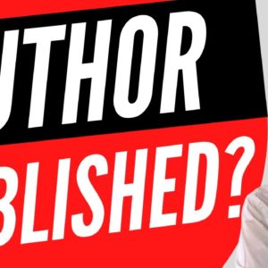 Can an author published book succeed?