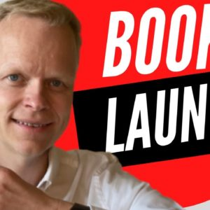 How do you do a self publishing book launch?