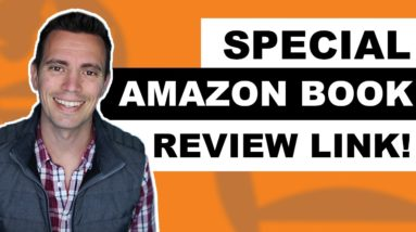 How to Make a Special Amazon Book Review Link [Fast and Easy Method]
