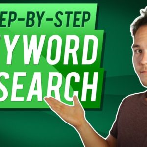 Kindle Publishing - Step-by-Step Keyword Research for Beginners