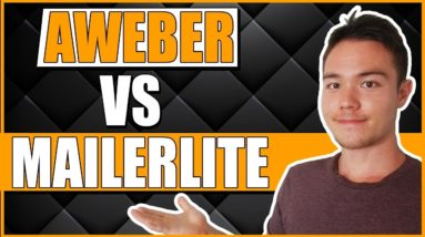 Best Email Marketing Software for Self-Publishing - Aweber vs MailerLite : Which Is Better?