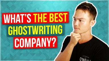 What is The Best Ghostwriting Company for Self-Publishing? How to Outsource Your Books Cheap