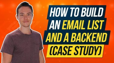 How to Build an Email List and Backend With Kindle Publishing (Case Study)