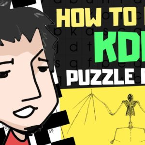 How to Create a Puzzle Book Interior for Amazon KDP Plus Puzzle Giveaway