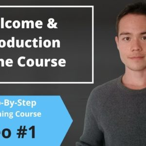 Welcome to The Free Self-Publishing Course | Introduction | Video #1