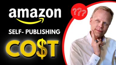 What is the cost to self publish a book on Amazon?