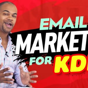 Get Unlimited Reviews By Doing This | Email Marketing for Kindle Publishers?