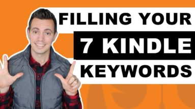 7 Kindle Keywords: Use all 50 Characters or Not?