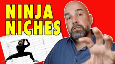 Super Ninja  KDP Book Niche and Keyword Research - Advanced Amazon Ads and Helium 10 Cerebro