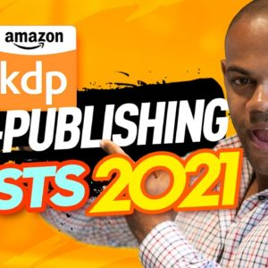 Kindle Publishing Start Up Costs For 2021 | UPDATED