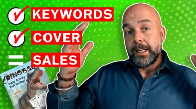 Page One Amazon Ranking with Great Keywords - KDP Book Reviews #11
