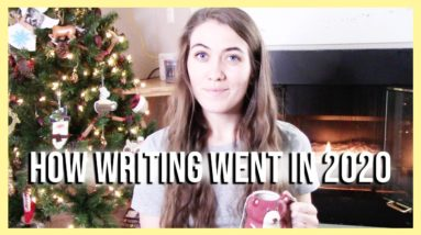 HOW WRITING WENT IN 2020 / WRITING PLANS FOR 2021 📚 Authortube | Natalia Leigh