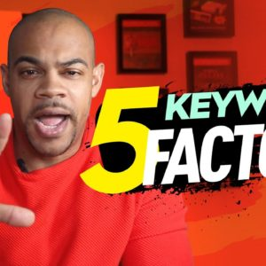 The 5 Keyword/Niche Factors NOBODY KNOWS ABOUT! | Kindle Publishing 2021