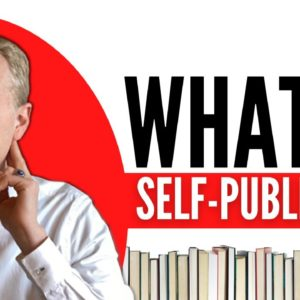 What does self publishing a book mean?