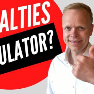What is Amazon self publishing royalties calculator?
