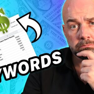 My Successful KDP Keyword Research Method for Amazon Book Publishing