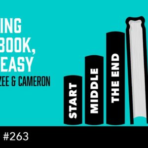 Plotting Your Book, Made Easy (The Self Publishing Show, episode 263)