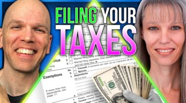 Running a Self Publishing Business? Then, What About Taxes?!