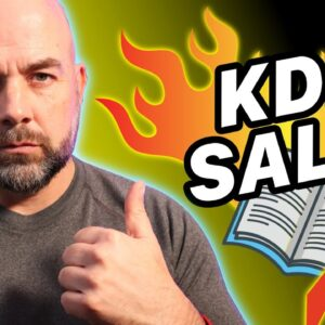 Do This NOW with Your KDP Keywords to Ignite Sales in 2021 - Self Publishing Secrets