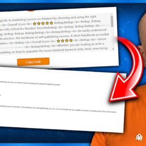 Amazon Author Central Editorial Reviews: Proper Formatting?!