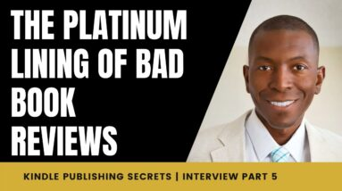 The Platinum Lining of Bad Book Reviews | Interview with Linda Allen | Part 5/7