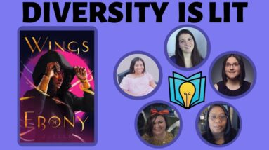 Wings of Ebony | Diversity is Lit Book Club Discussion
