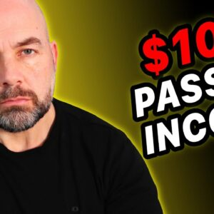 $10,000 a Month in Passive Income - KDP Self Publishing + YouTube