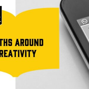 How to Boost Your Word Count (3/18): Myths Around Creativity