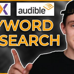 The BEST Audible ACX Keyword Research Method: How To Find Profitable Audiobook Topics