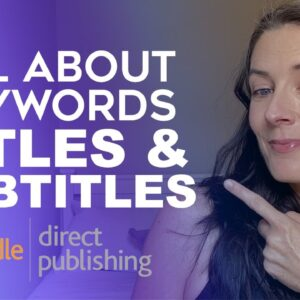 Title & Subtitle For Amazon KDP Low Content Books - KDP Keyword Research & Strategy