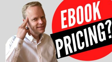 What Is The Best Pricing For eBooks?