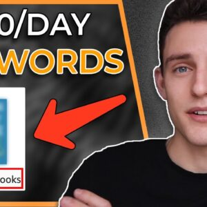 Make $100 a Day With These KDP Keywords In April 2021! (Kindle Direct Publishing)