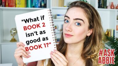 """How do I make my SECOND book as good as my FIRST?"" 