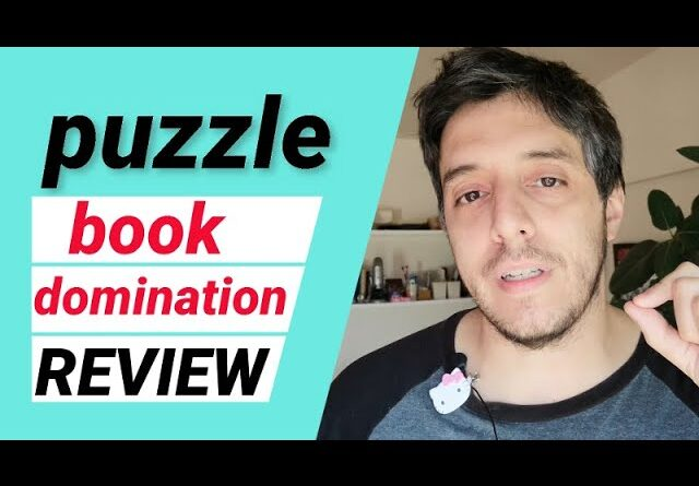 My Puzzle Book Domination Review Plus My Custom Bonuses