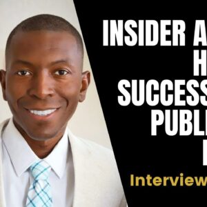 Insider Advice: How to Successfully Publish on Kindle | Interview with Sam Cunningham | 3/6