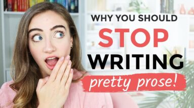 STOP Trying to be a Good Writer... Harsh Writing Advice!