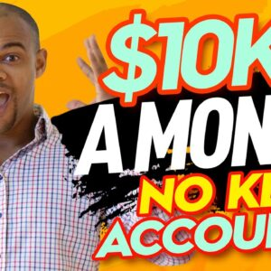 How To Make $10,000 Per Month With A BANNED KDP Account?? | Kindle Publishing Success Story