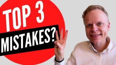 3 Most Common New Self-Publisher Mistakes