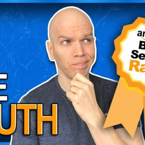 The Truth about Amazon Best Seller Rank (ABSR) | #shorts