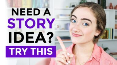 What to Write About when You Have NO IDEAS... Quick Writing Inspiration!
