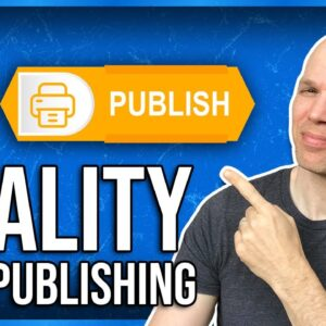 5 Best Sites for Print on Demand Books | #shorts