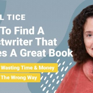 Carol Tice Interview: Find A Ghostwriter That Writes A Great Book Without Wasting Time & Money