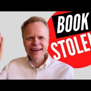 Someone stole my book!
