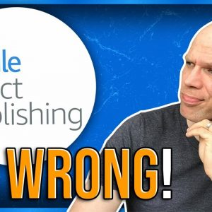 Your Amazon KDP Keywords Are Wrong...Here's Why! | #shorts