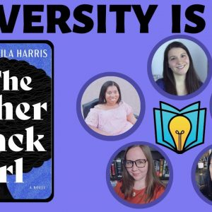 The Other Black Girl by Zakiya Dalila Harris | Diversity is Lit Book Club Discussion