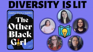 The Other Black Girl by Zakiya Dalila Harris   Diversity is Lit Book Club Discussion