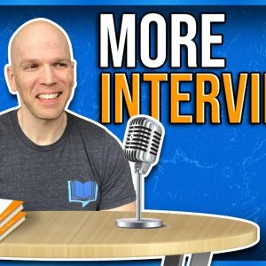 Book Promotion Ideas: More Interviews to Sell Books | #shorts