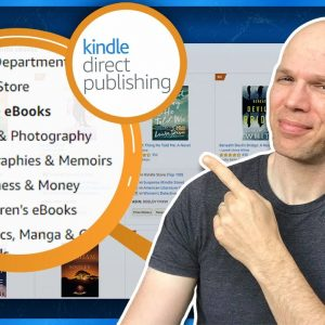 Find Your Best Amazon KDP Categories | #shorts
